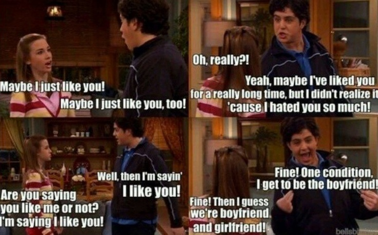 HAHAHAHA You Can Never Have Too Many Drake And Josh Quotes