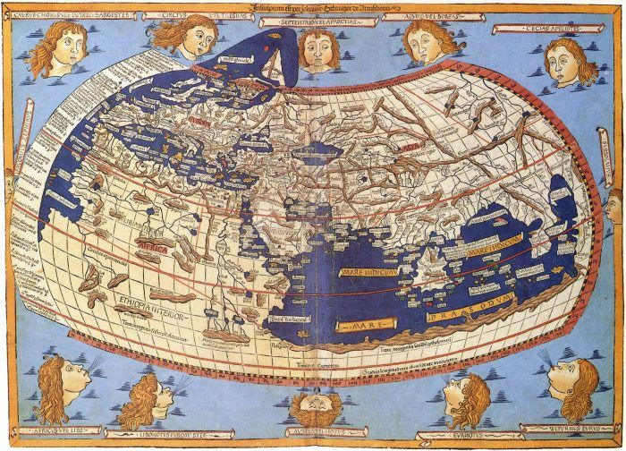 32 best Lovely Lovely Maps images on Pinterest Maps, 16th century - best of world map with countries and continents