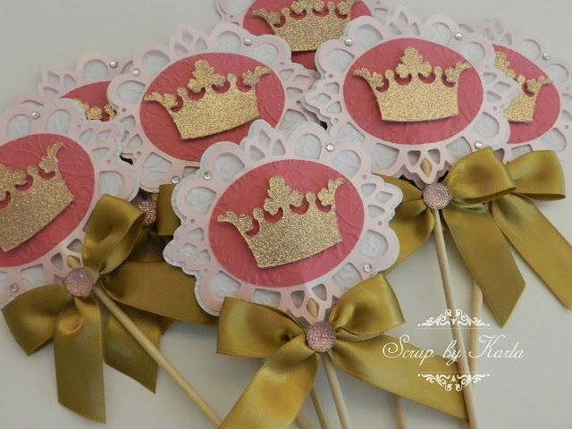Scrap By Karla: FESTA PRINCESA