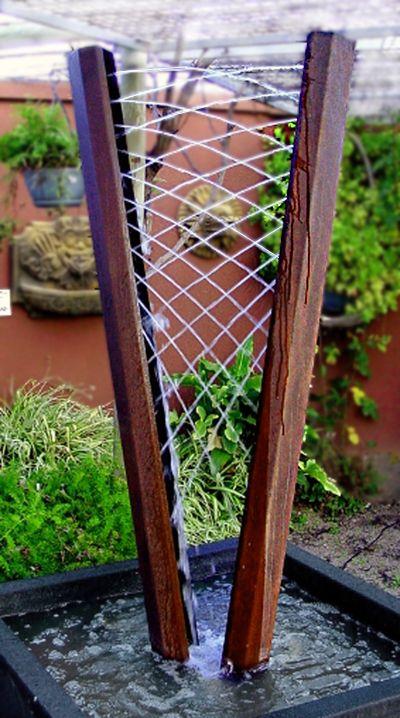 Water Harp- love this!