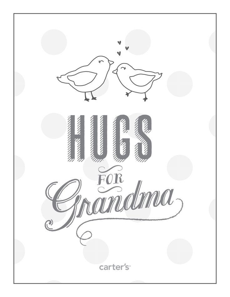 Hugs for Grandma Download free