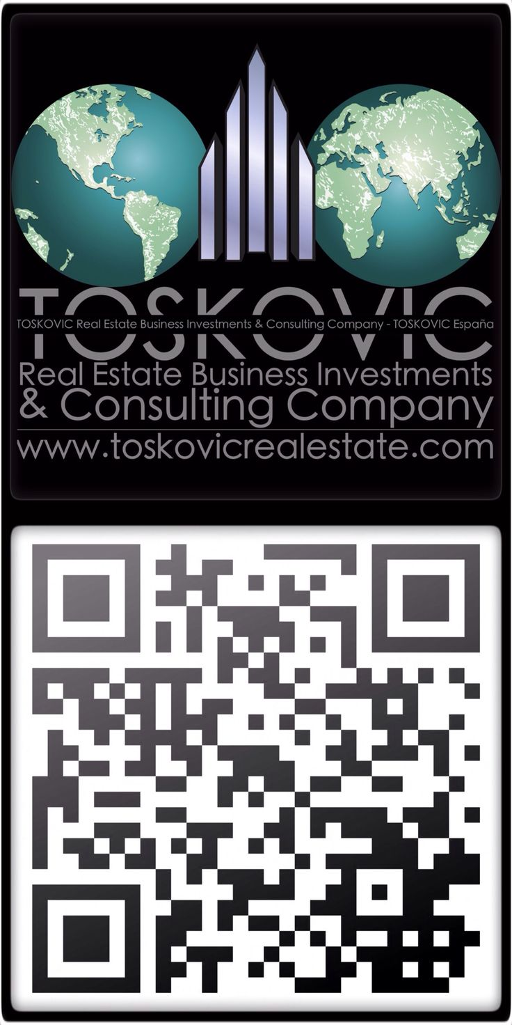 """""""TOSKOVIC Real Estate Business Investments & Consulting"""
