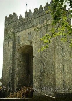 Freilichtmuseum und Bunratty Castle (County Clare) #freilichtmuseum #bunrattycastle #castle #irland #rundreise #reise #urlaub #fotografie #blog #gallery