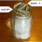 The 52 Week Money Challenge – Week 4