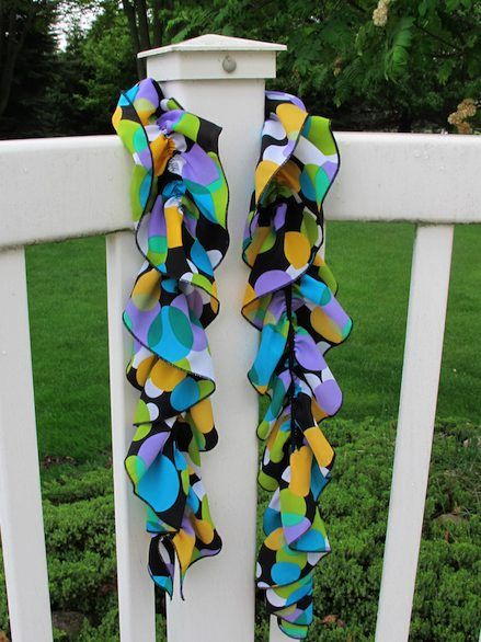 How to sew an easy scarf by TV's Sewing With Nancy Zieman | Nancy Zieman Blog