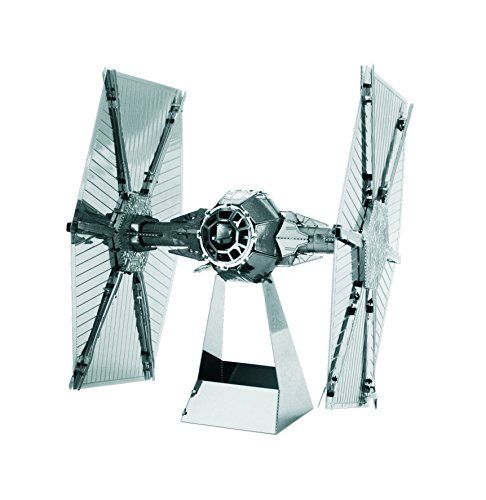 Fascinations Metal Earth Star Wars TIE Fighter 3D Metal Model Kit * Want additional info? Click on the image.