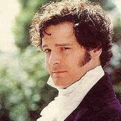 I want to horse ride w/ Colin Firth. That is my true #Fitness Goal. See how he's smoldering at me?