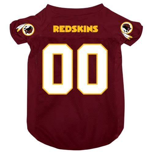 New Washington Redskins Pet Dog Mesh Football Jersey All Sizes | eBay