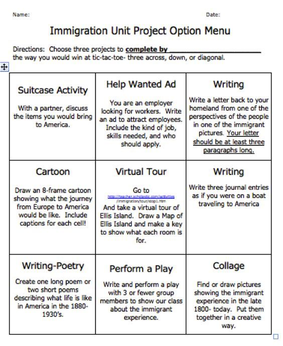1000 images about read 180 on pinterest anchor charts for Tic tac toe menu template