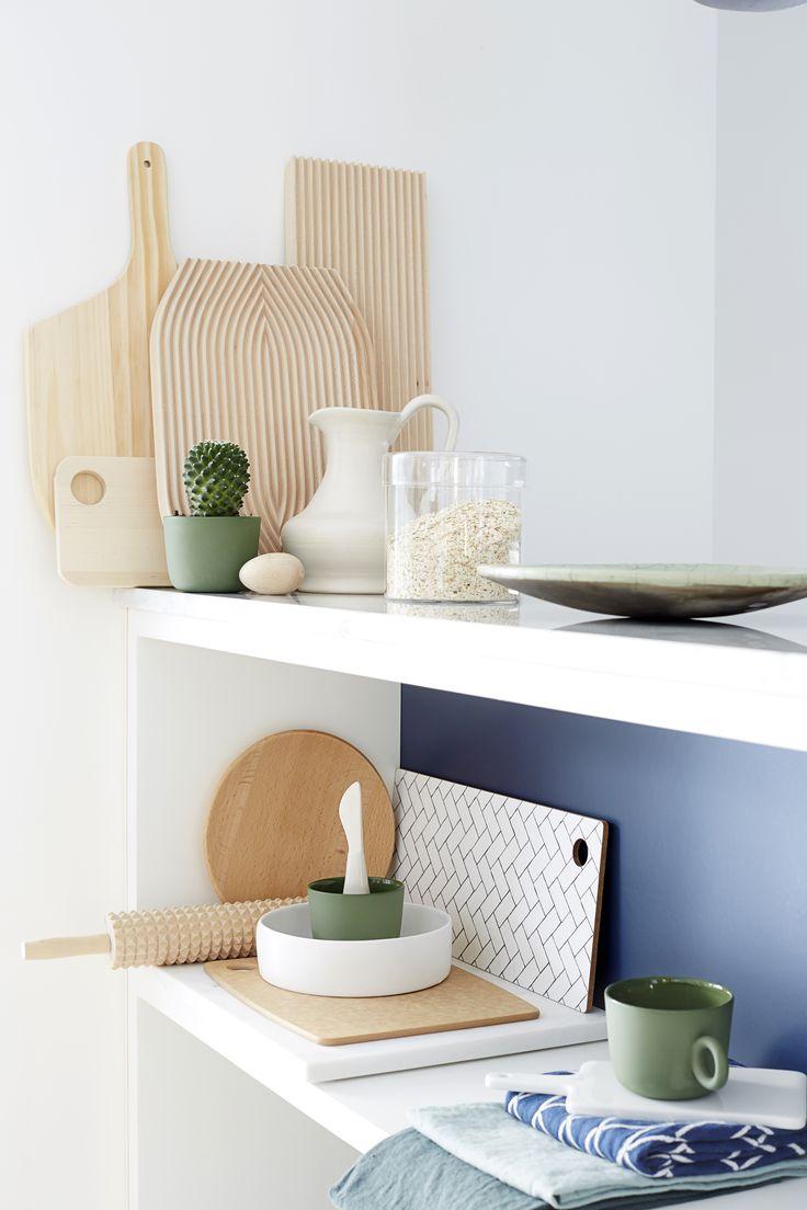 kitchen, decoration and styling Anna-Kaisa Melvas, photo Anna Huovinen /Glorian Koti