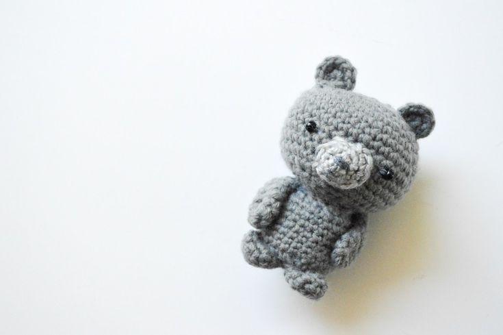 Mini Teddy-Bär – Mein gehäkeltes Herz