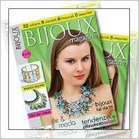 """idee per creare rivista """"Bijoux Magazine"""" n.1"""