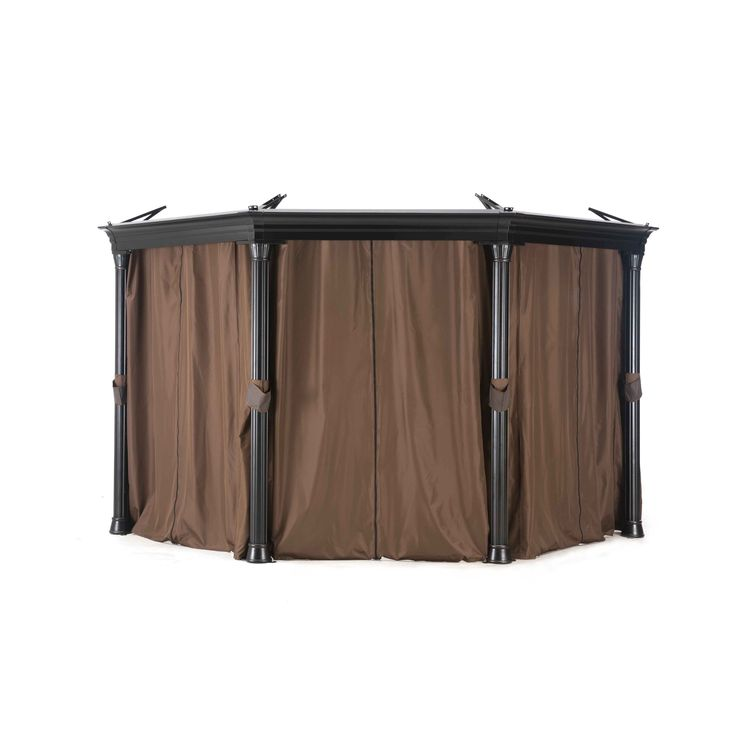 1000 Ideas About Gazebo Curtains On Pinterest Outdoor Gazebos Side Panels And Gazebo