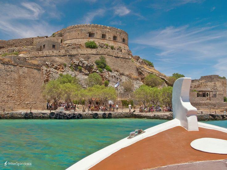 "Your Daily Moment of ""Go Slowly"" #Spinalonga one place ... mixed #emotions! www.cretetravel.com #Sea #Castle #Venetian #Spinaloga #Spinalonga #Leper #Colony #DayTrip #Travel #Holidays #CreteTravel #Cretetravel_com"