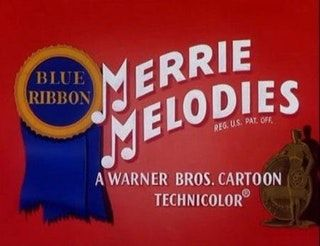 You knew you were in for a good show when you saw Merrie Melodies come up. : nostalgia