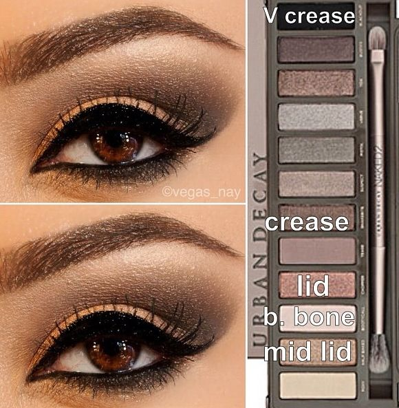 Naked 2 Tutorials + naked2 palette + beauty + eyeshadow ...