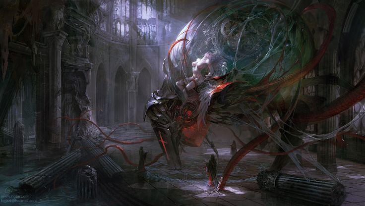 Angel by ~hgjart on deviantART