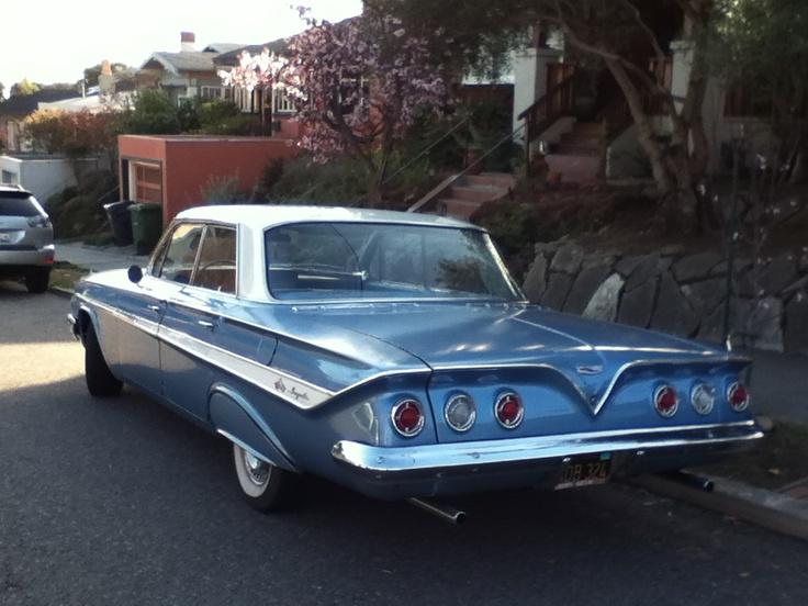1961 Impala 4 door sedan-http://mrimpalasautoparts.com