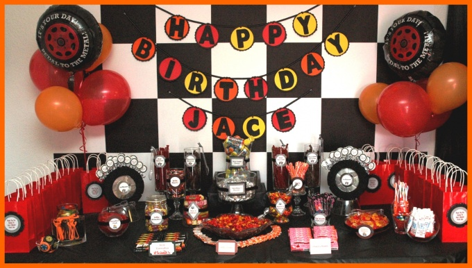 Monster truck party ideas for Noah's birthday