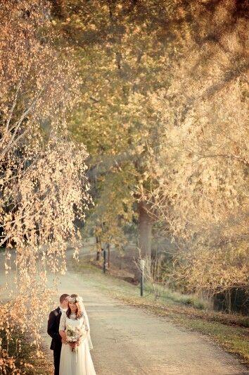 Autumn wedding, k1 by geoff hardy