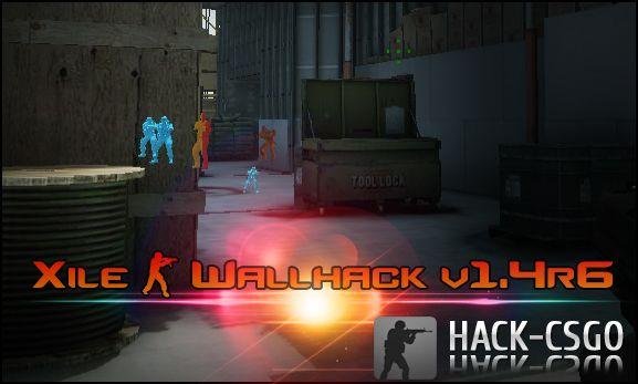 чит Скачать Чит Xile Wallhack v1.4r6 для CS:GO