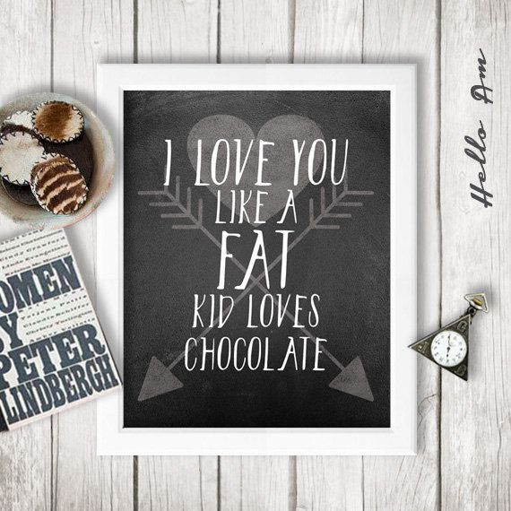 I Love You More Than Quotes: Best 25+ Funny Chocolate Quotes Ideas On Pinterest