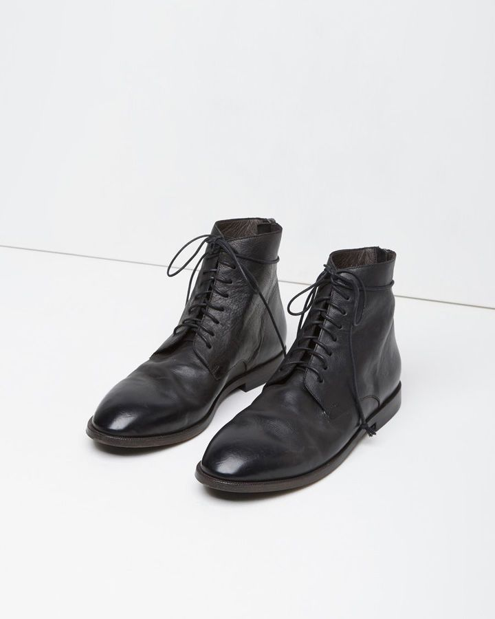 Marsèll Stiromma Lace-Up Ankle Boot
