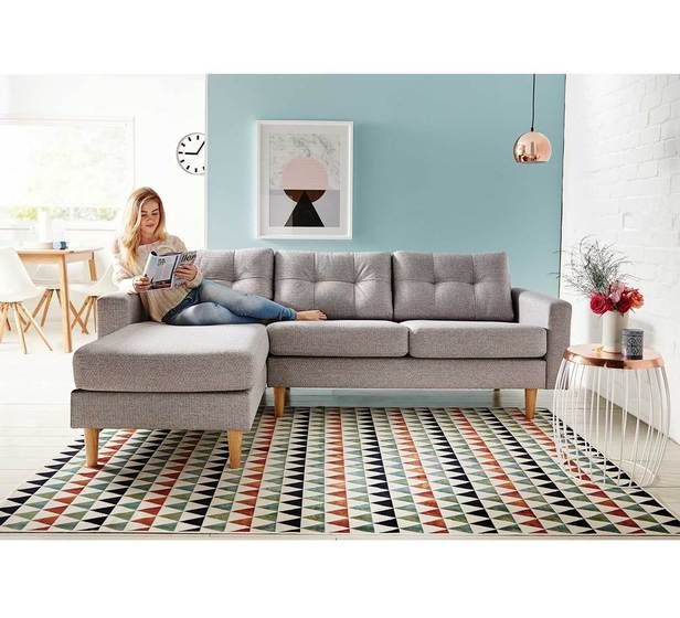 Jazz 3 Seater Chaise | Sofas & Armchairs | Categories | Fantastic Furniture - Australia's Best Value Furniture & Bedding
