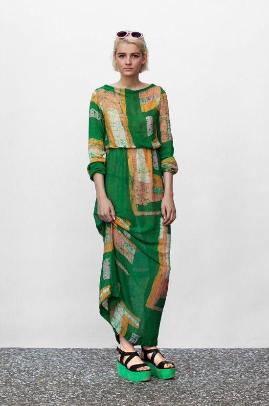 Image of Guise Long Dress