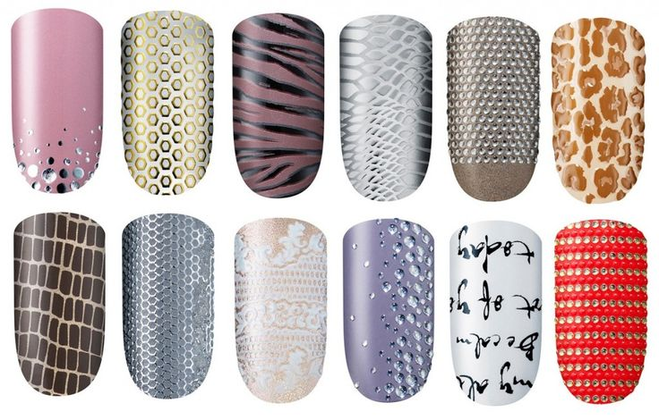 appealing  new Apply Nail Decals