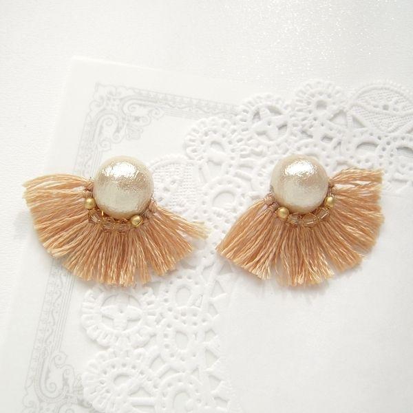 Image result for Organdy earrings