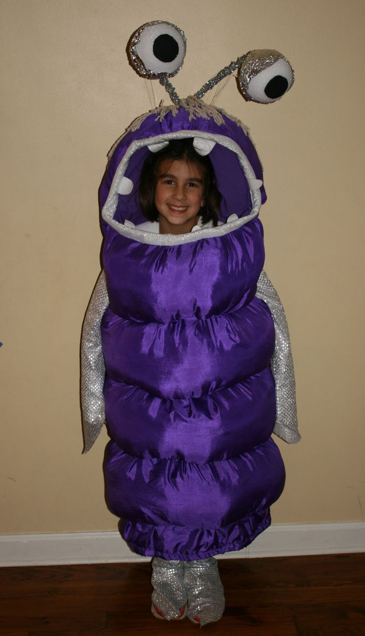 monsters inc halloween costume boo - Monster Inc Halloween Costumes Boo