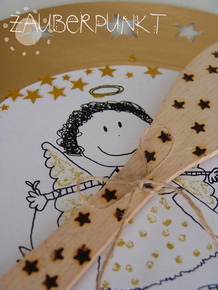 *ZAUBERPUNKT*: Weihnachtsgeschenke basteln mit Kindern