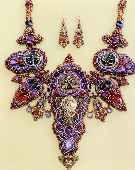 Best images about bead embroidery art on pinterest