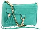 bright green rebecca minkoff mini mac... such a great color