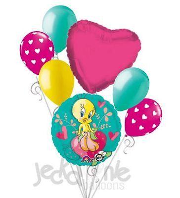 Tweety Bird Childrens Birthday Cake