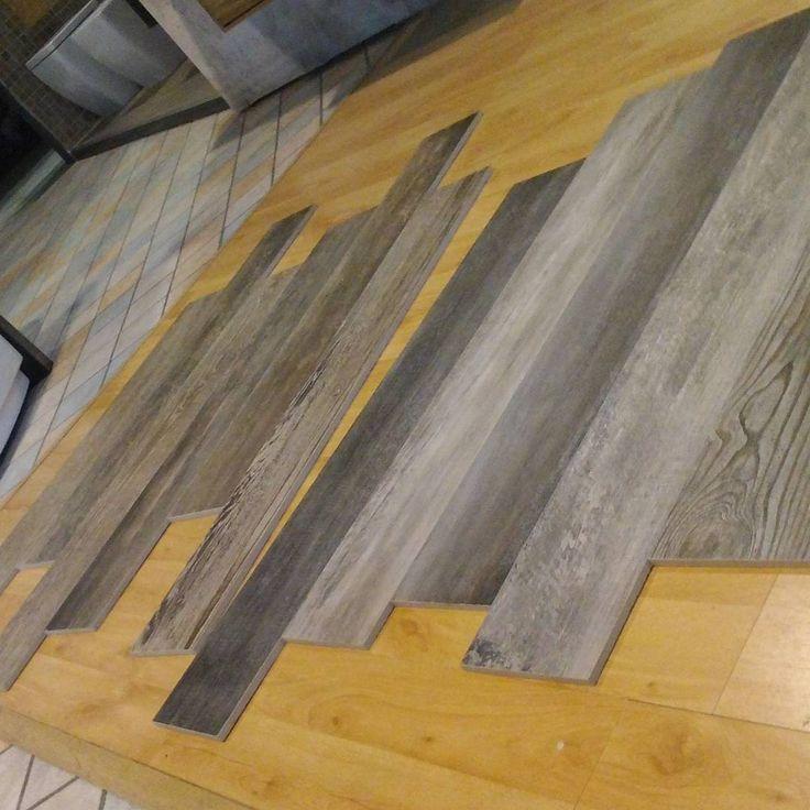 """""""Novità a #ildiscountdellapiastrella nuova collezione di #DomCeramiche #gresporcellanato effetto legno. #bainwood"""""""