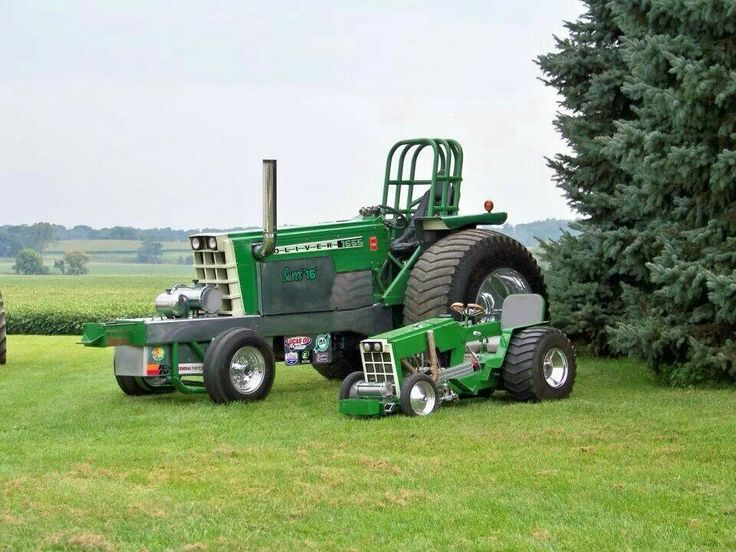 Pulling Garden Tractors Used : Best images about oliver on pinterest farming