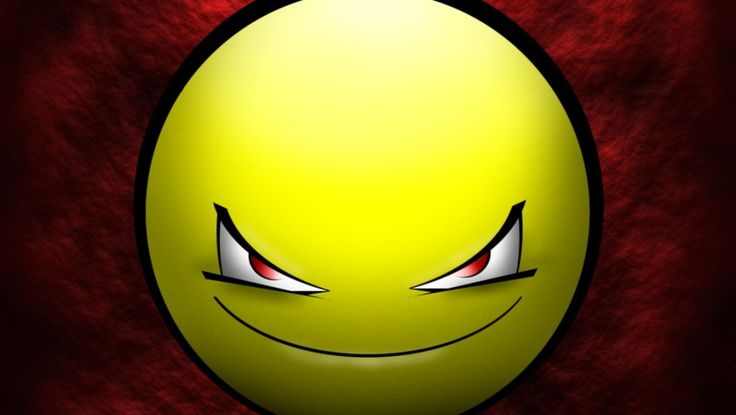 To Download or Set this Free Smiley Wallpaper as the