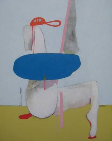 "Saatchi Art Artist John Murdock; Painting, ""Soapland"" #art"