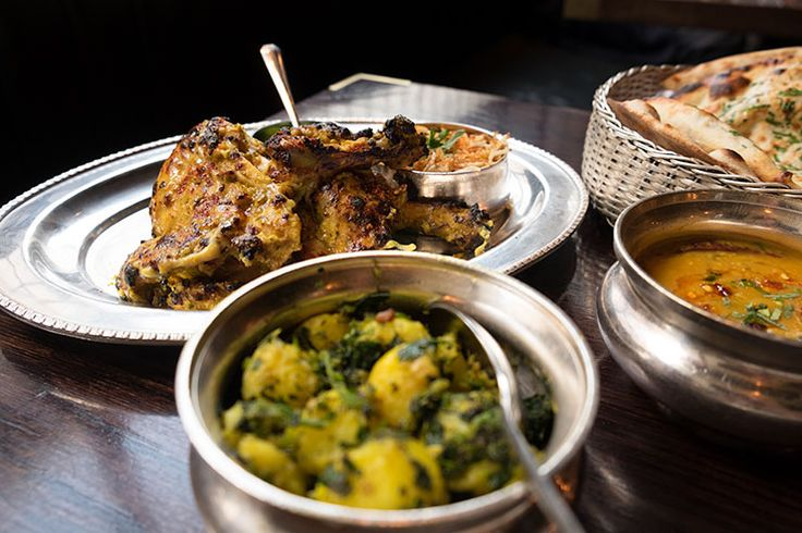 Gymkhana Indian restaurant in the heart of London's most British districts, Mayfair