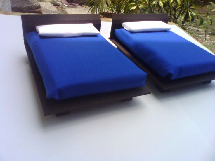 Muebles para Maqueta