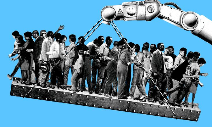 Historian Yuval Noah Harari makes a bracing prediction: just as mass industrialization created the working class, the AI revolution will create a new unworking class.