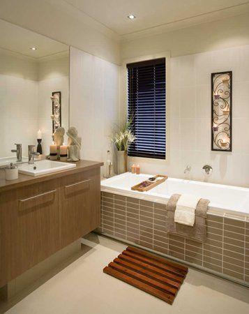 Denver Bathroom , New Home Designs - Metricon