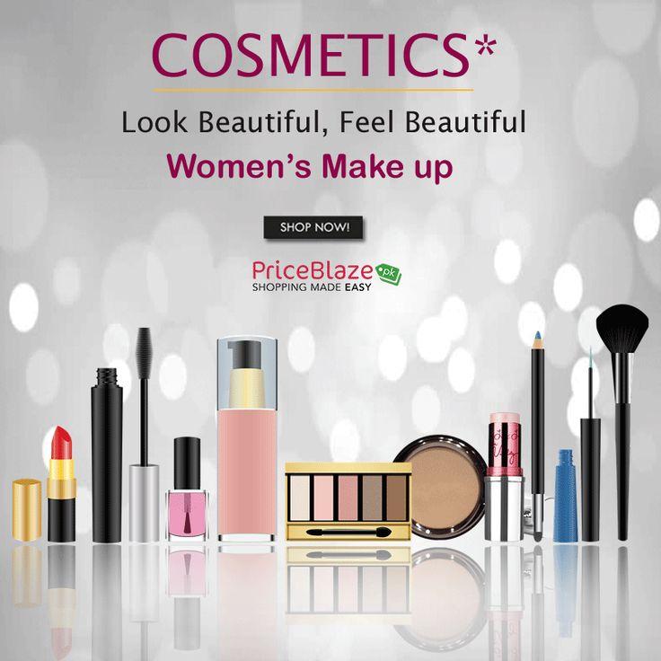 Bring more attractiveness to your already beautiful face visit: https://www.priceblaze.pk/women/make-up-c-137 #beauty #beautytrends #cosmetics #eyeliner #eyeshadow #fashion #fashionblogger #girlmakeup #lashes #lipgloss #lipstick #makeup #makeupaccessories #makeupaddict #makeupforever #makeupkits #makeuplover #mascara #nailart #nailpolish #onlineshopping #priceblazepk #womensaccessories