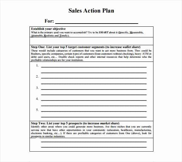 Sales Action Plan Template Excel Beautiful Free Sales Plan Templates Free Printa Simple Business Plan Template Action Plan Template Business Plan Template Free