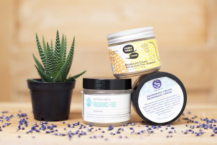 Natural Deodorants that Work | Close to Simple