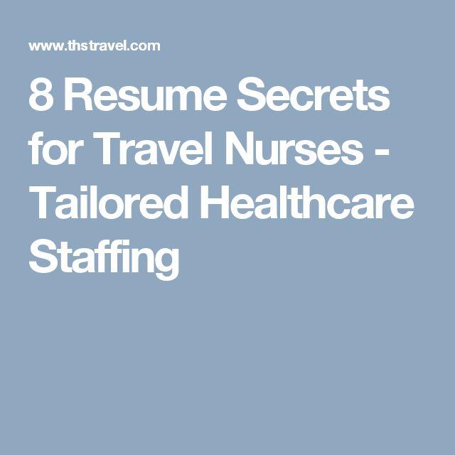 15 best For the future images on Pinterest Nurse stuff, Nursing - resume for nursing school