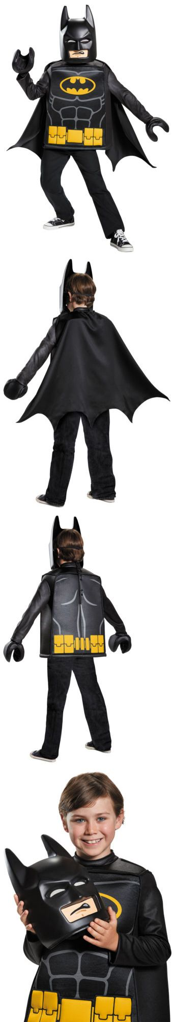 Kids Costumes: Batman Lego Movie Classic Child Costume Size 4-6 -> BUY IT NOW ONLY: $46.5 on eBay!