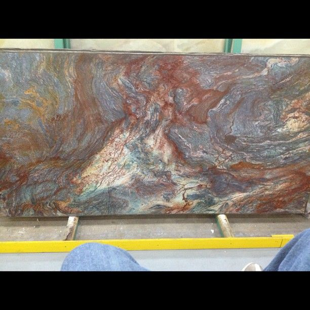 Blue Louise Granite Slab #granite #slab #warehouse #naturalstone #natural #stone